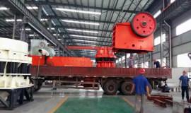 庆贺鑫海钾长石生产线在河北投产