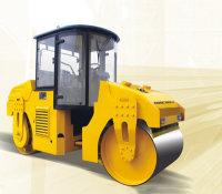 LTC2108全液压双钢轮振动压路机